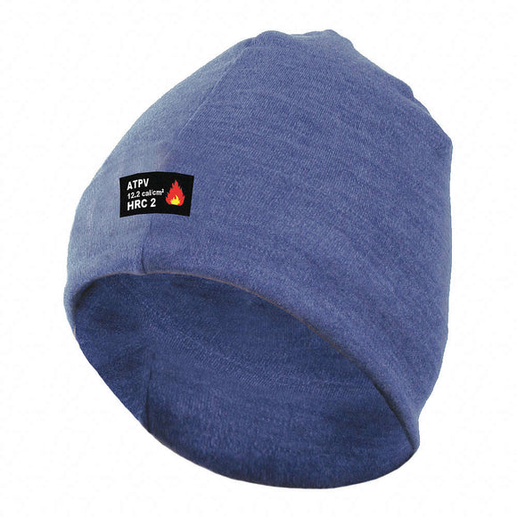 Flame Retardant Toque, Blue