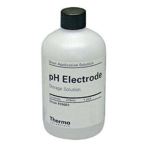 Thermo Scientific Orion pH Electrode Storage Solution, 1 pint (475 mL)