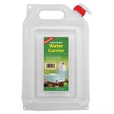 Expandable Water Carrier