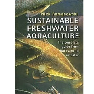Sustainable Freshwater Aquaculture