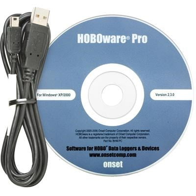 Hoboware Pro Software