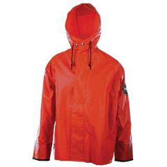 Helly Hansen Industrial PVC - Hooded Jacket, Orange
