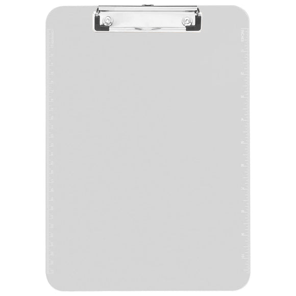 Clear Plastic Clipboard, 9