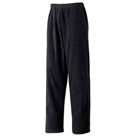 Pioneer Sherpa Fleece Pants, Black, D1125