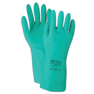 Chemical Gloves, Nitrile