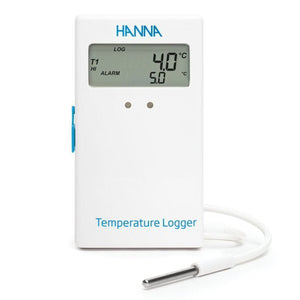 Hanna HI 148-2 Temperature Logger with 1 External Channel