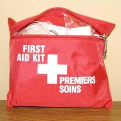 First Aid Kit, Personal