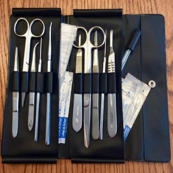 Dissecting Kit, Advanced