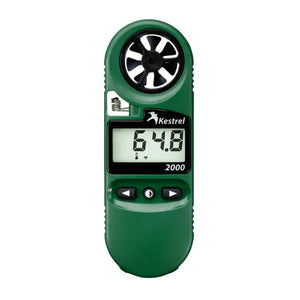 Kestrel 2000 Wind Meter