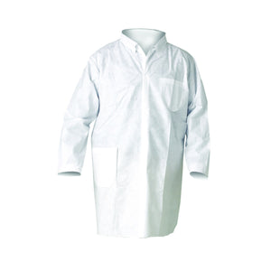 Lab Coat, Kleenguard, White