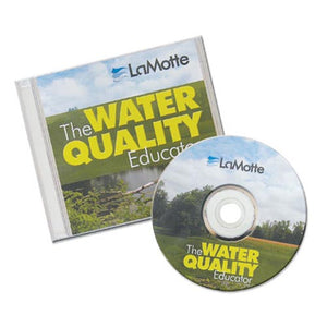 The Water Quality Educator CD
