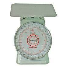 Table Top Dial Scale - 66 lb / 30 Kg Capacity