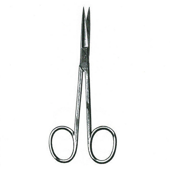 Dissecting Scissors, Fine Straight