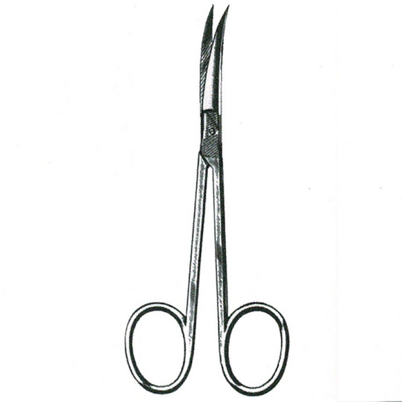 Dissecting Scissors - Fine, Curved