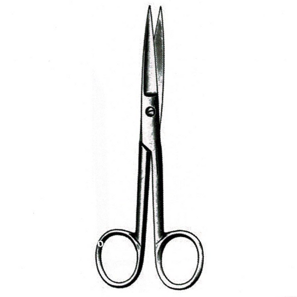 Dissecting Scissors - Straight, Sharp/Sharp