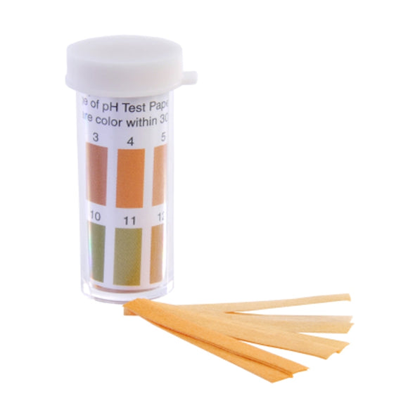 pH Test Strip, 1-14 pH Range