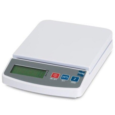 Multi-Purpose Bench Scale, 3000 g x 1 g