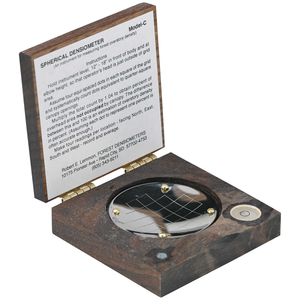 Spherical Densiometer, Concave