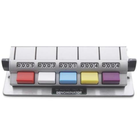 Tally Counter, 5 Unit