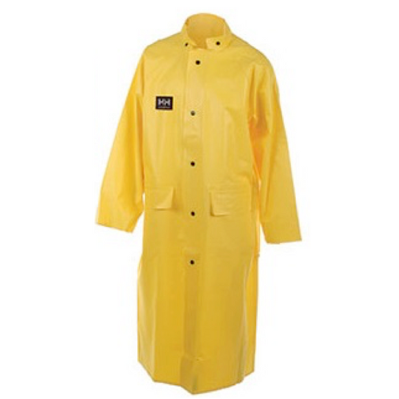 Helly Hansen Top Deck - Supervisor's Coat, Yellow