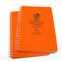 Duksbak Field Notebook WF7