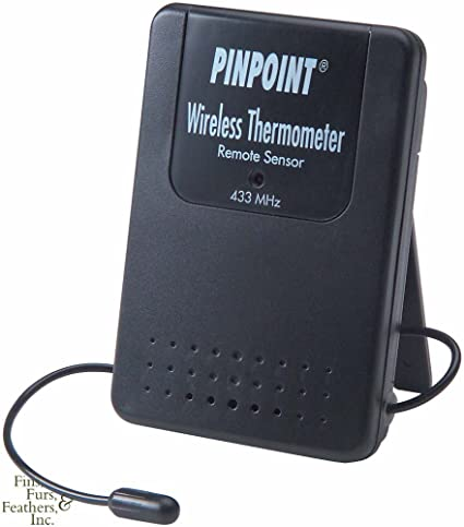 Wireless Thermometer Sensor