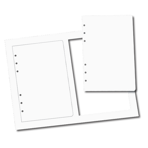 Rite in the Rain, Perforated Copier Paper, White, #LL8511