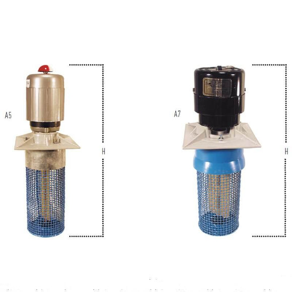 Agitators and Aspirators for Aeration