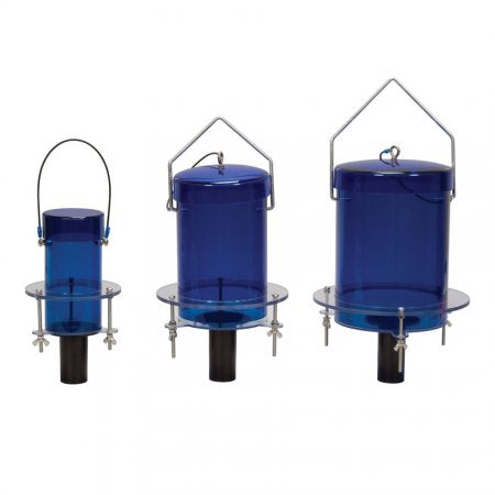 Vibratory Fish Feeders