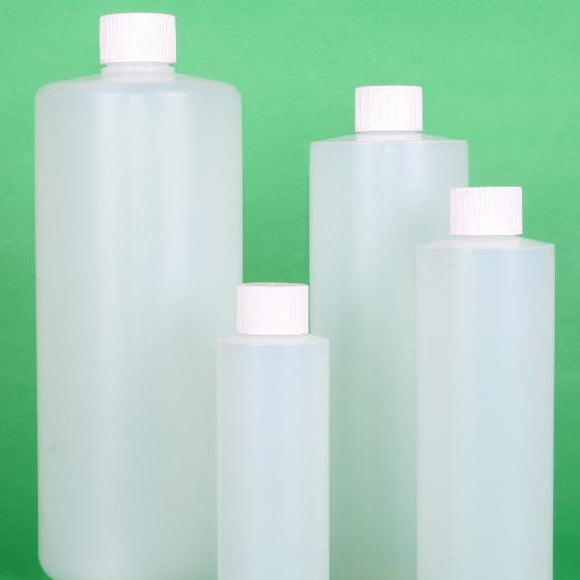 Narrow Mouth LDPE Bottle (Cylinder Style)