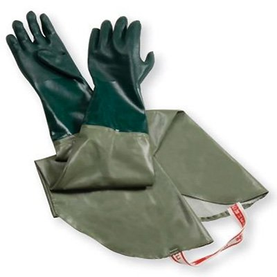 Shoulder Length Gloves, PVC