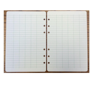 Duksbak - #LLWL-7 Loose Leaf Sheets, Level Pattern, Pkg of 100 Sheets