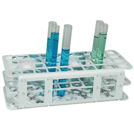 Plastic Test Tube Rack