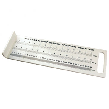 Fish Measuring Board