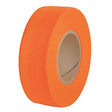 Flagging Tape, Biodegradable, Orange