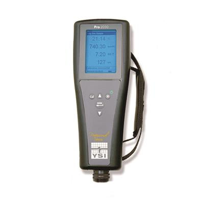 YSI Pro2030 Dissolved Oxygen (D.O.) and Conductivity Meter