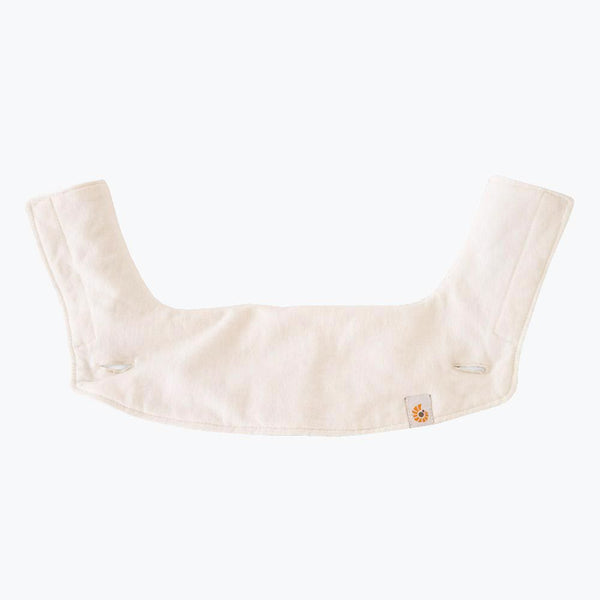 360 Carrier Drool Pad & Bib - Natural
