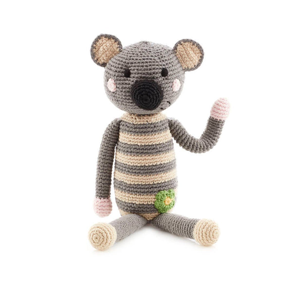 Pebble - Koala Bear Rattle