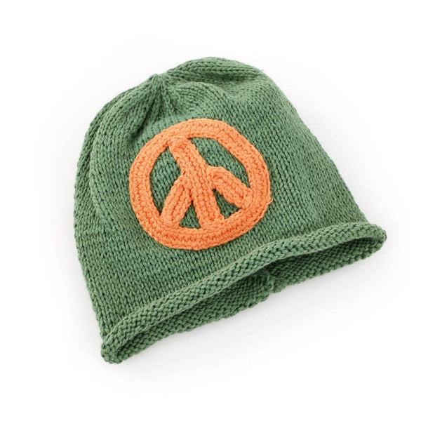 Pebble - Khaki Peace Hat