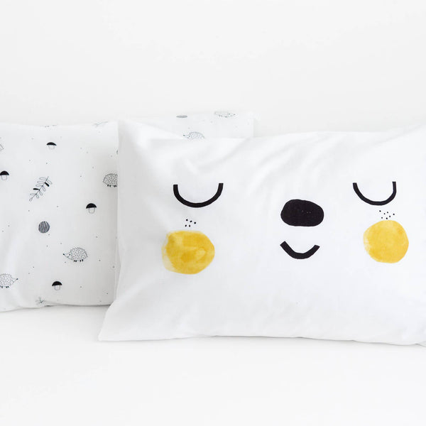Rookie Humans - 2-Pack Toddler Pillowcases Woodland Dreams