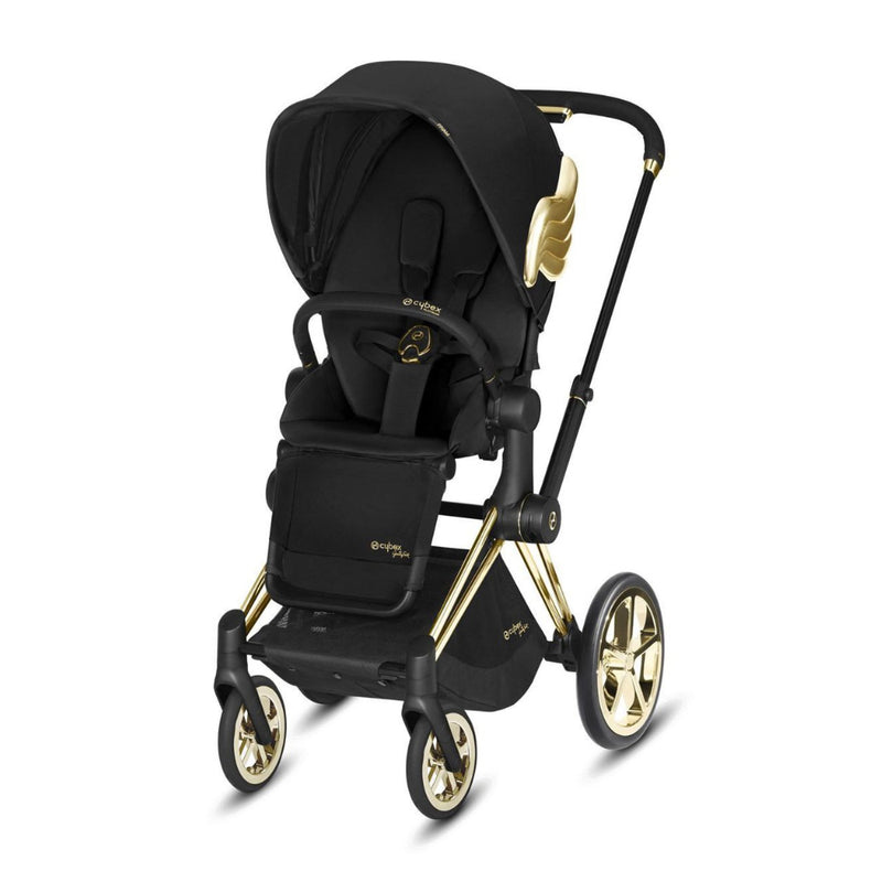 Cybex Priam Complete Stroller - Jeremy Scott Wings