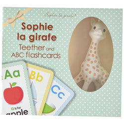 sophie and flash cards