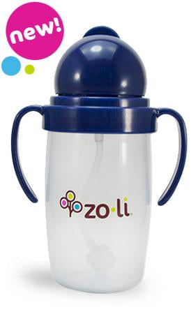 Zoli BOT 2.0 10 oz. straw sippy cup