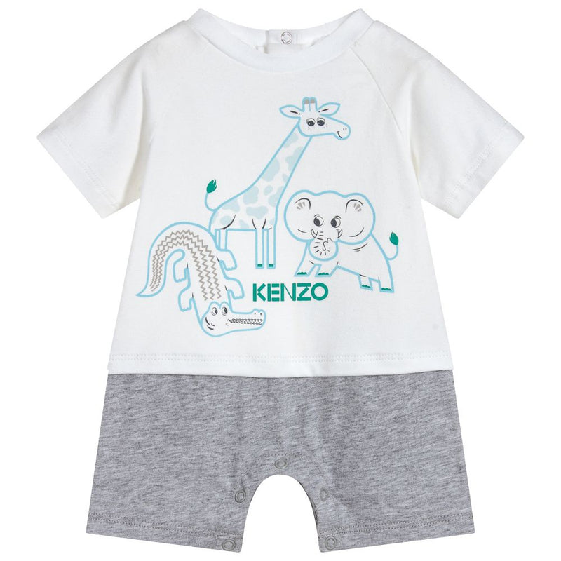 Kenzo Kids All In One Shortie