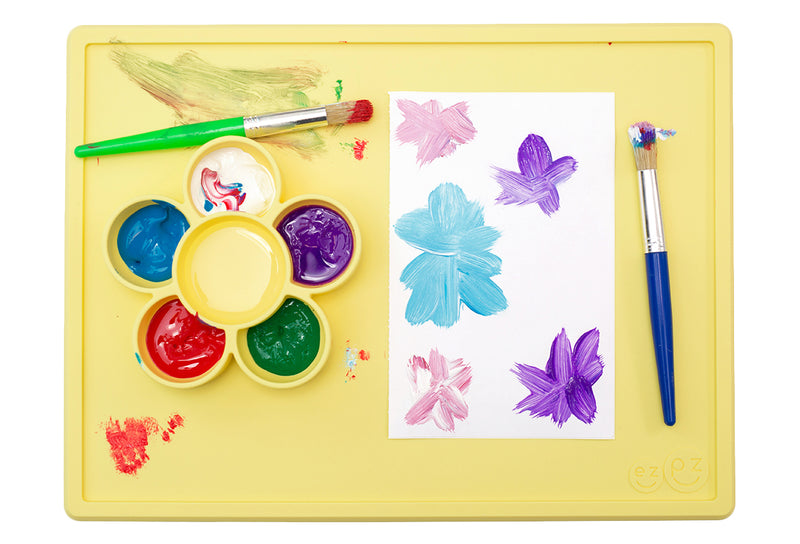 Flower Play Mat