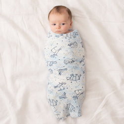 Silky Soft Swaddles Set 3-Pack