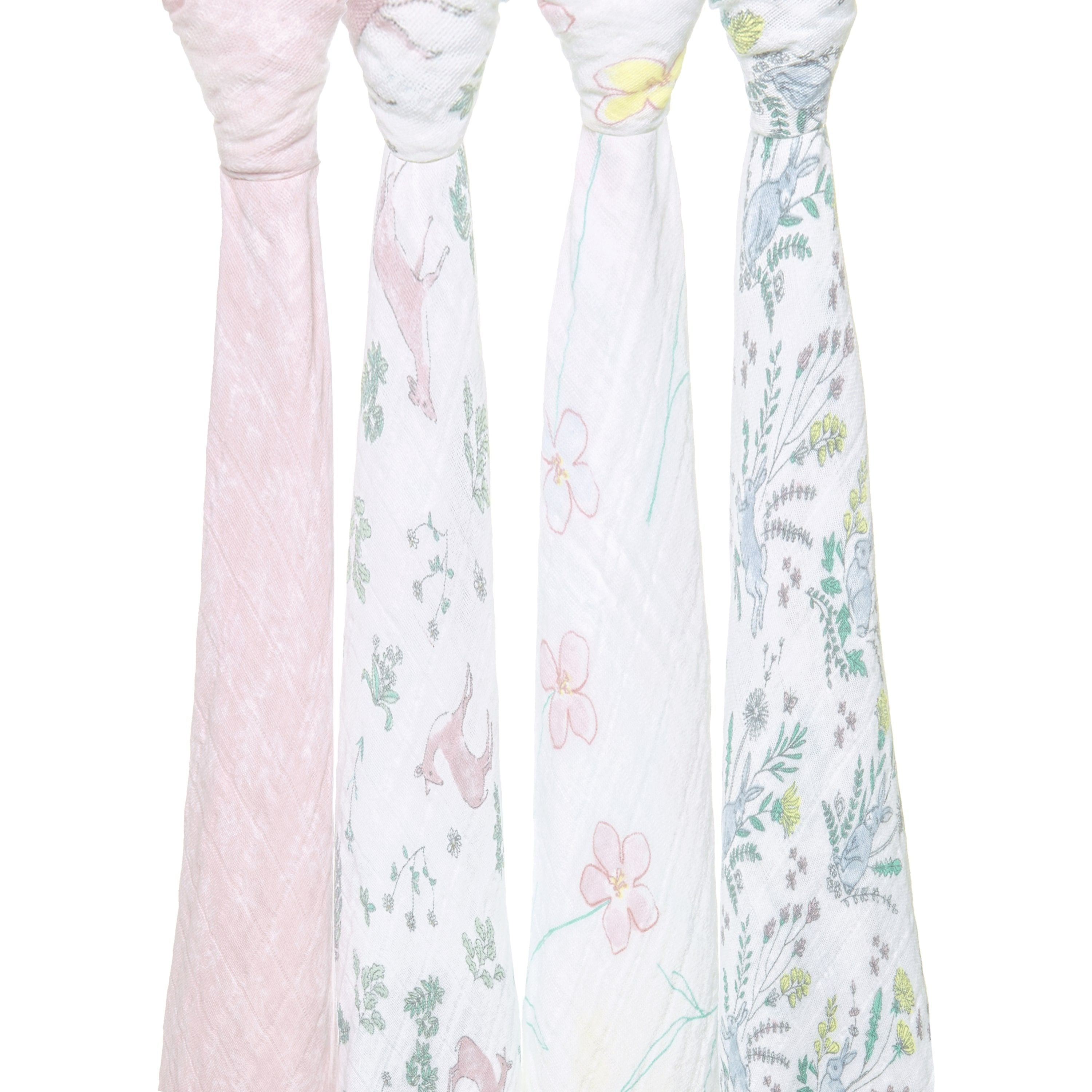 Classic Swaddles Set 4-pack