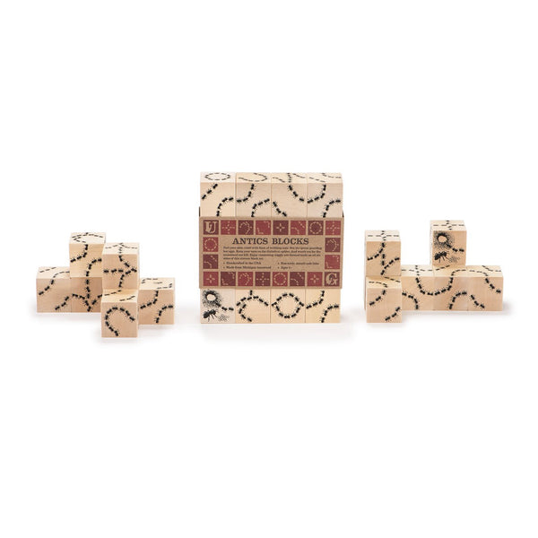 Uncle Goose Antics Blocks