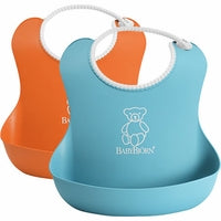 Soft Bib Set of 2