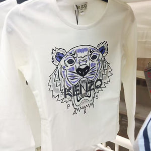 Kenzo Kids Long Sleeve T-shirt
